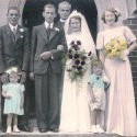Page link: Golden Wedding of Olive and Kurt Kruger